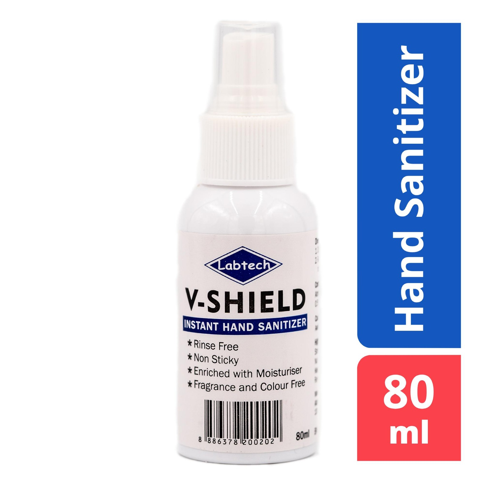 LABTECH V-Shield Instant Hand Sanitizer