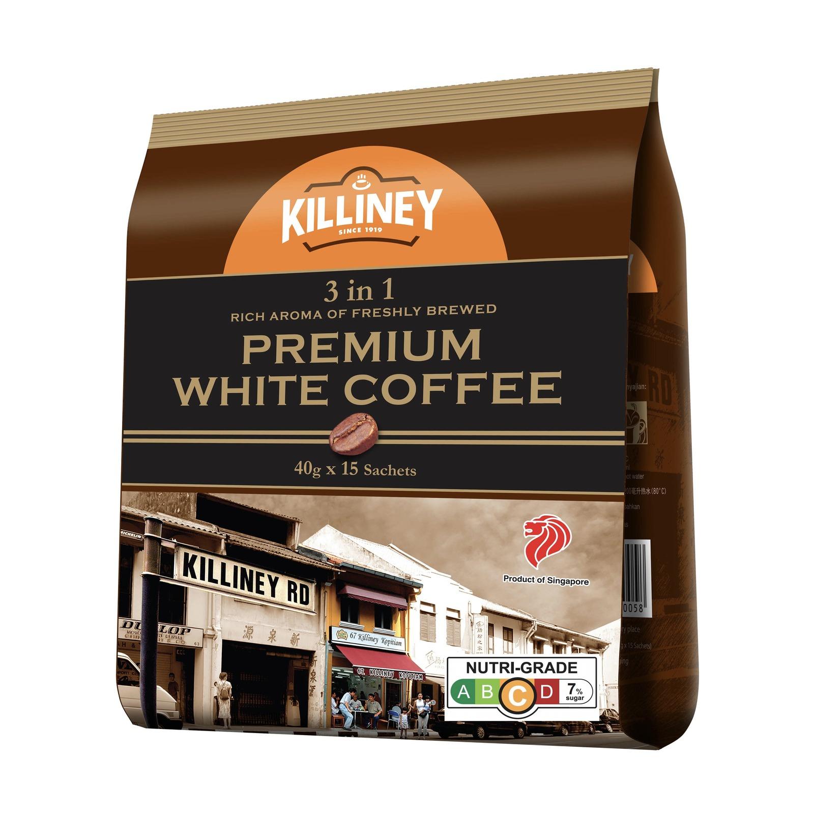 Killiney 3-in-1 White Coffee