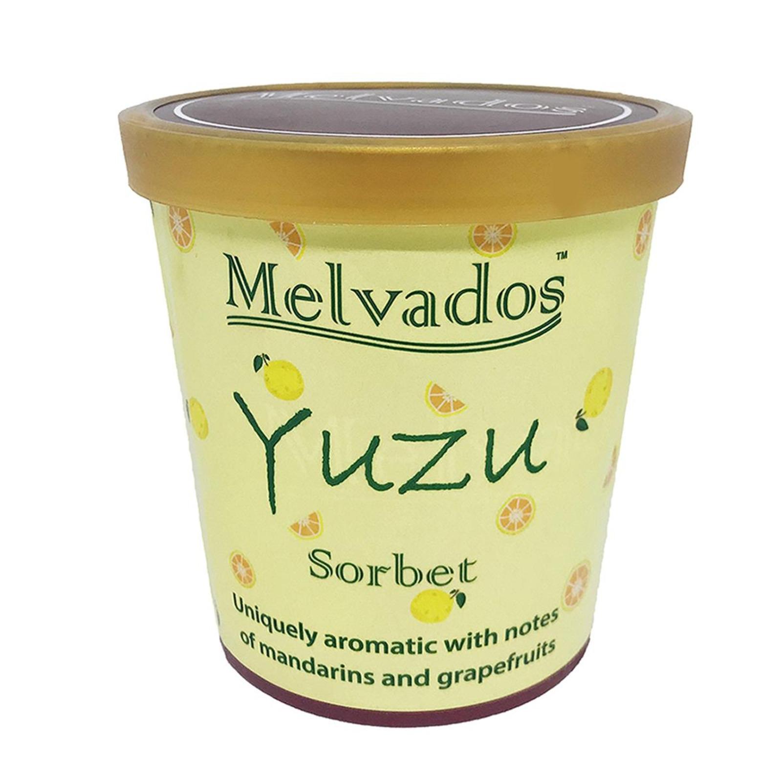 MELVADOS Yuzu Sorbet