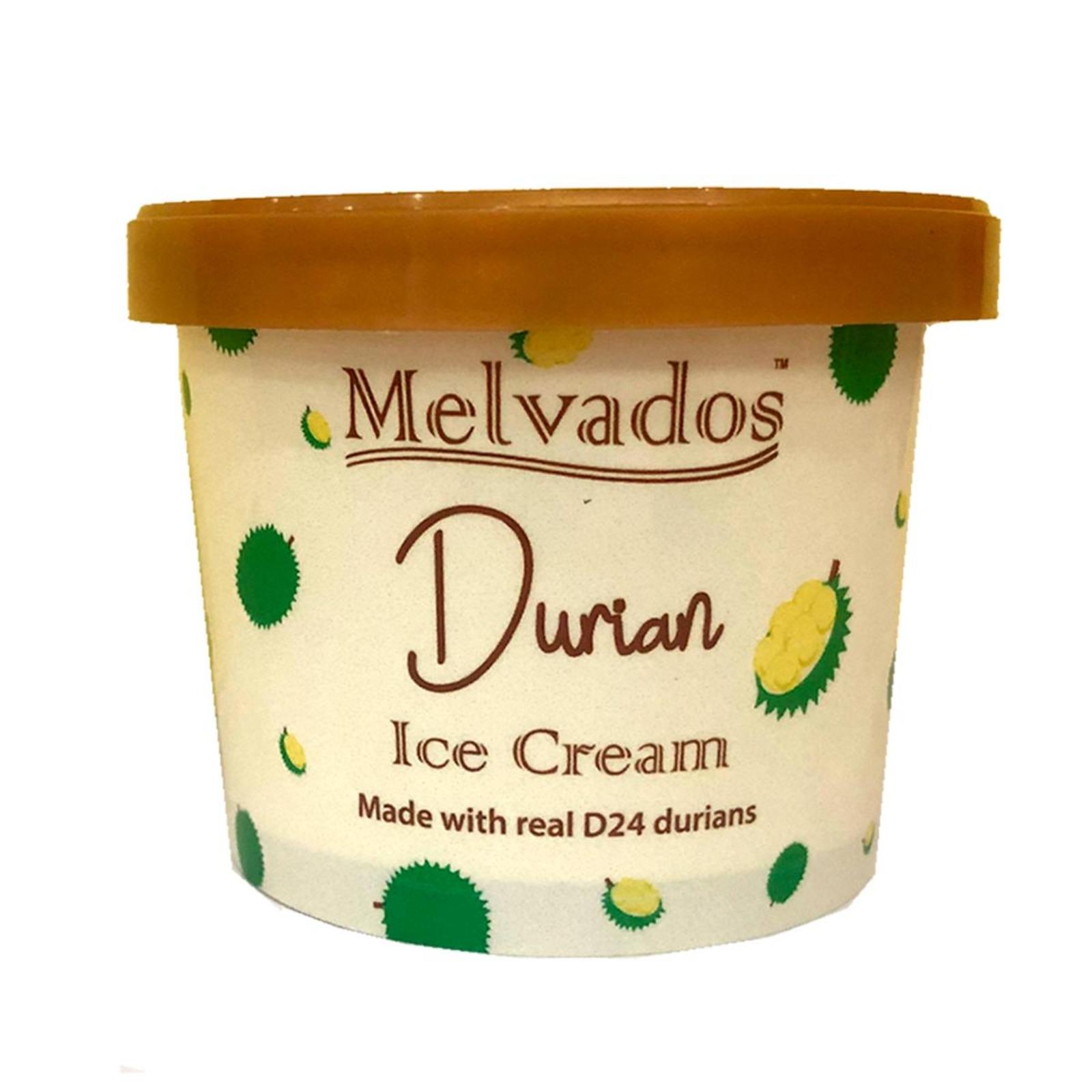 MELVADOS D24 Durian Ice Cream