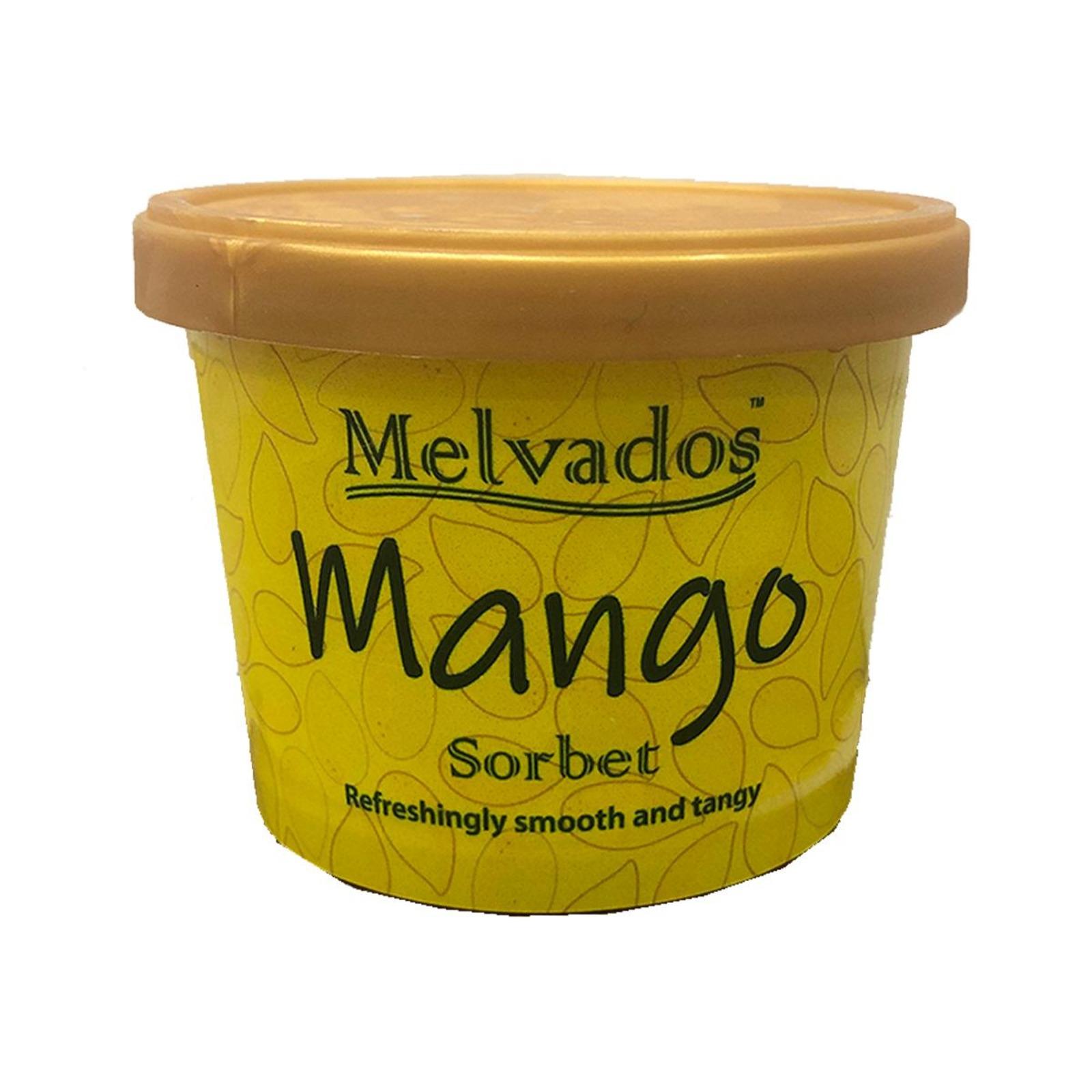 MELVADOS Mango Sorbet