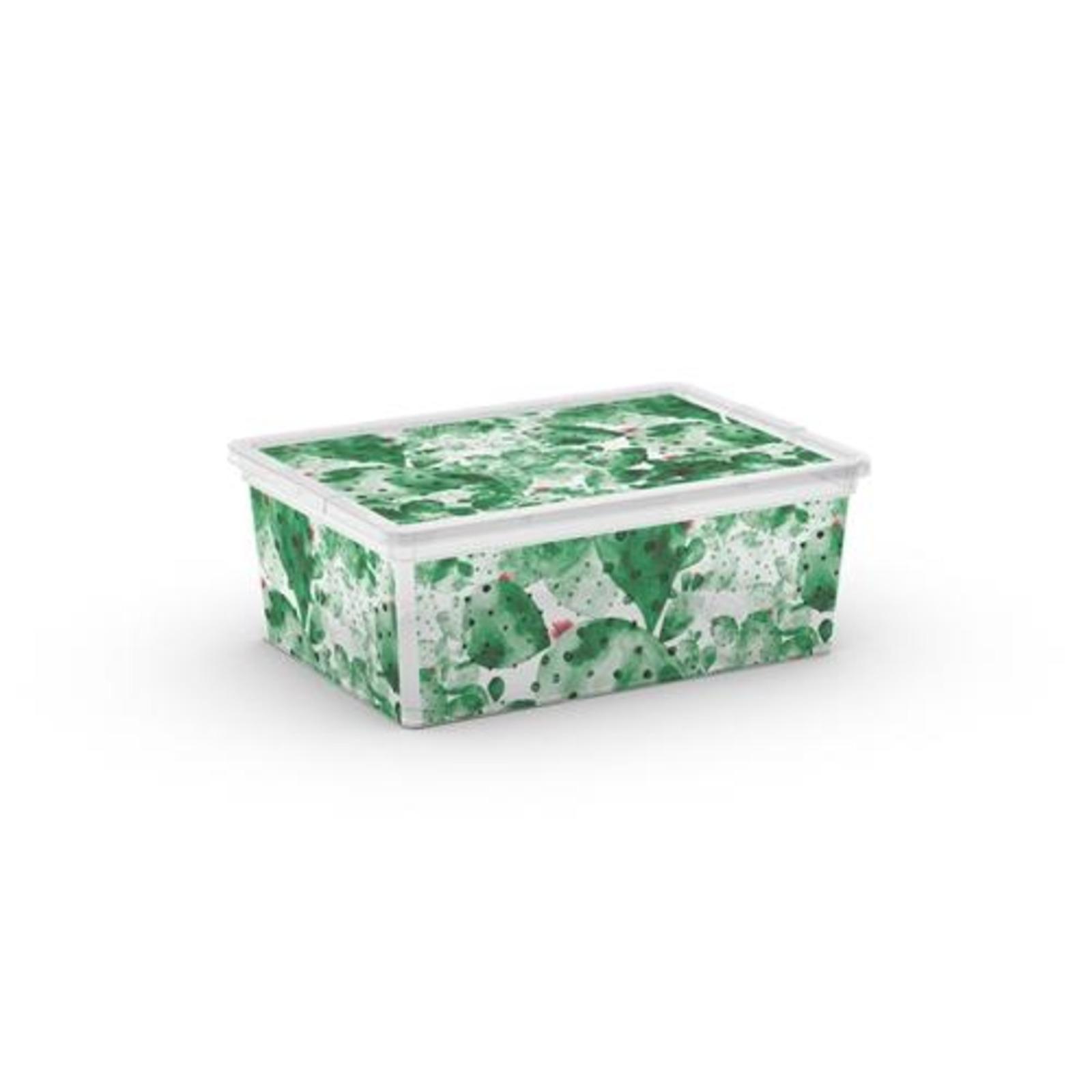 KIS C Box Style Nature + Lid S