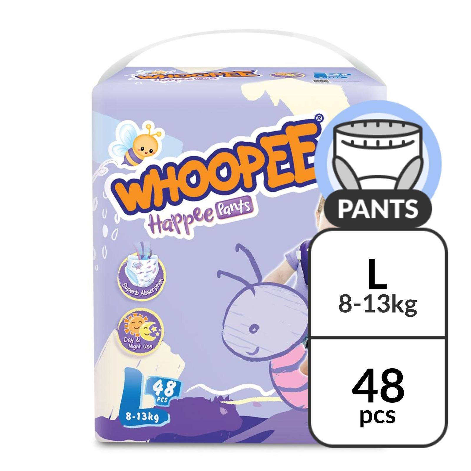 OJI Whoopee Mega Pack Pants L - (8-13kg)