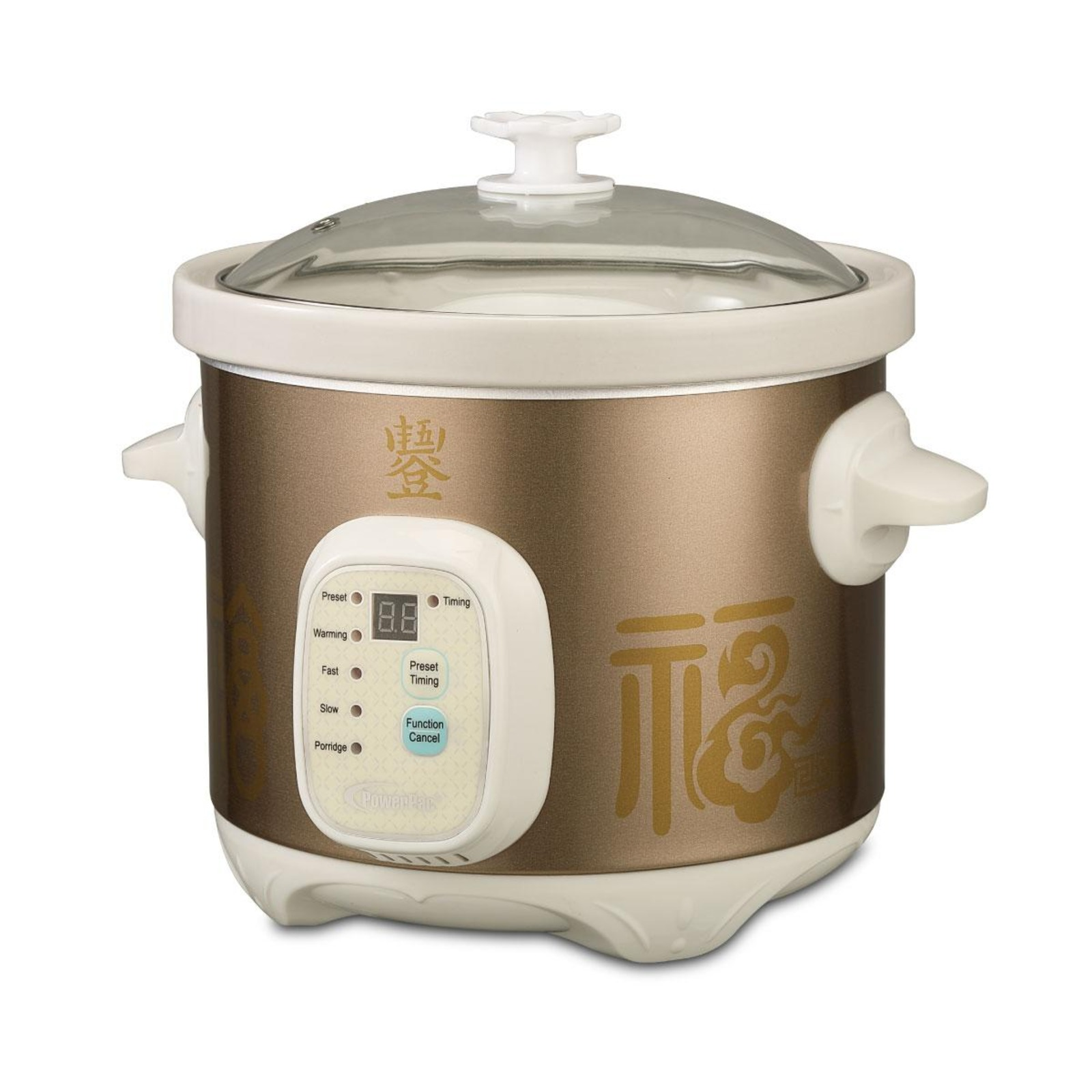 PowerPac (PPSC405) 4.5L Slow Cooker