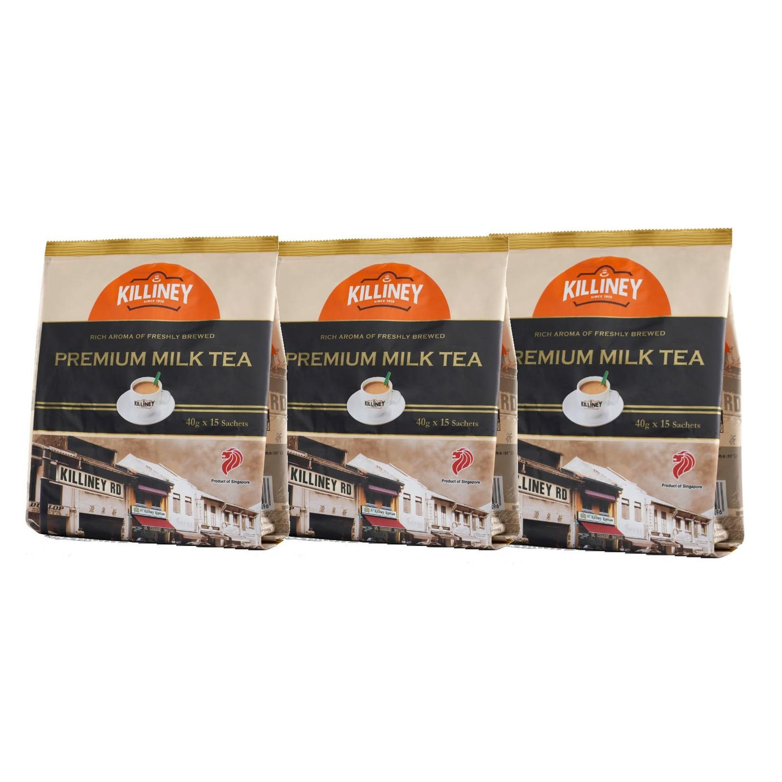 Killiney Premium Milk Tea Trio Bundle