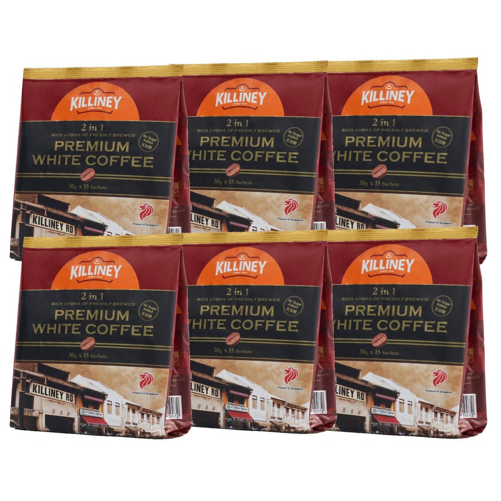 Killiney 2-in-1 White Coffee Family Bundle