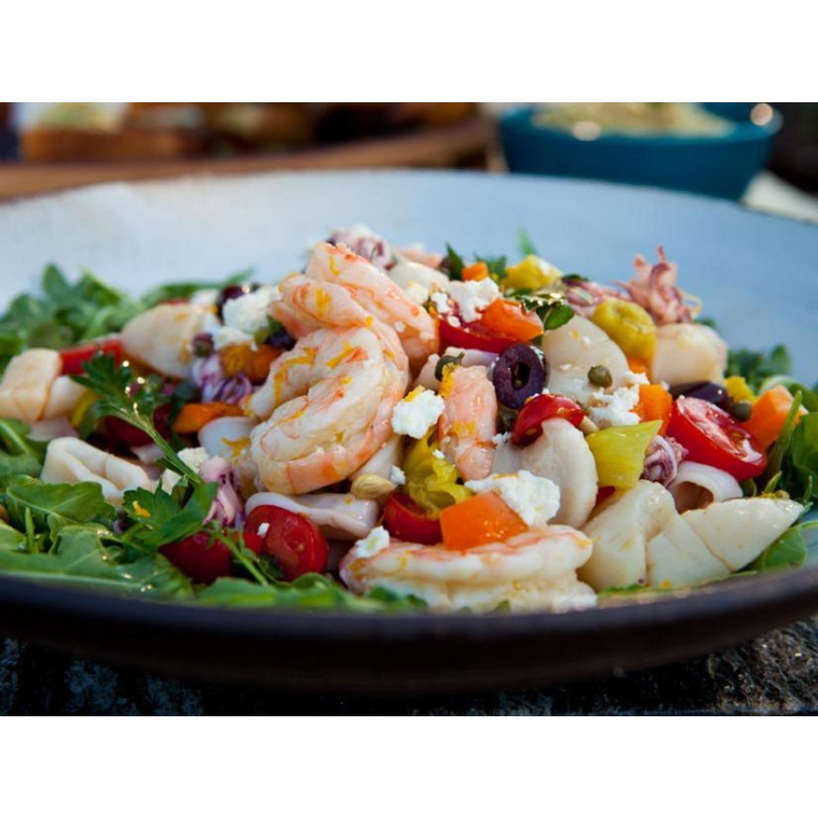 Catch Seafood Mix Seafood Bag