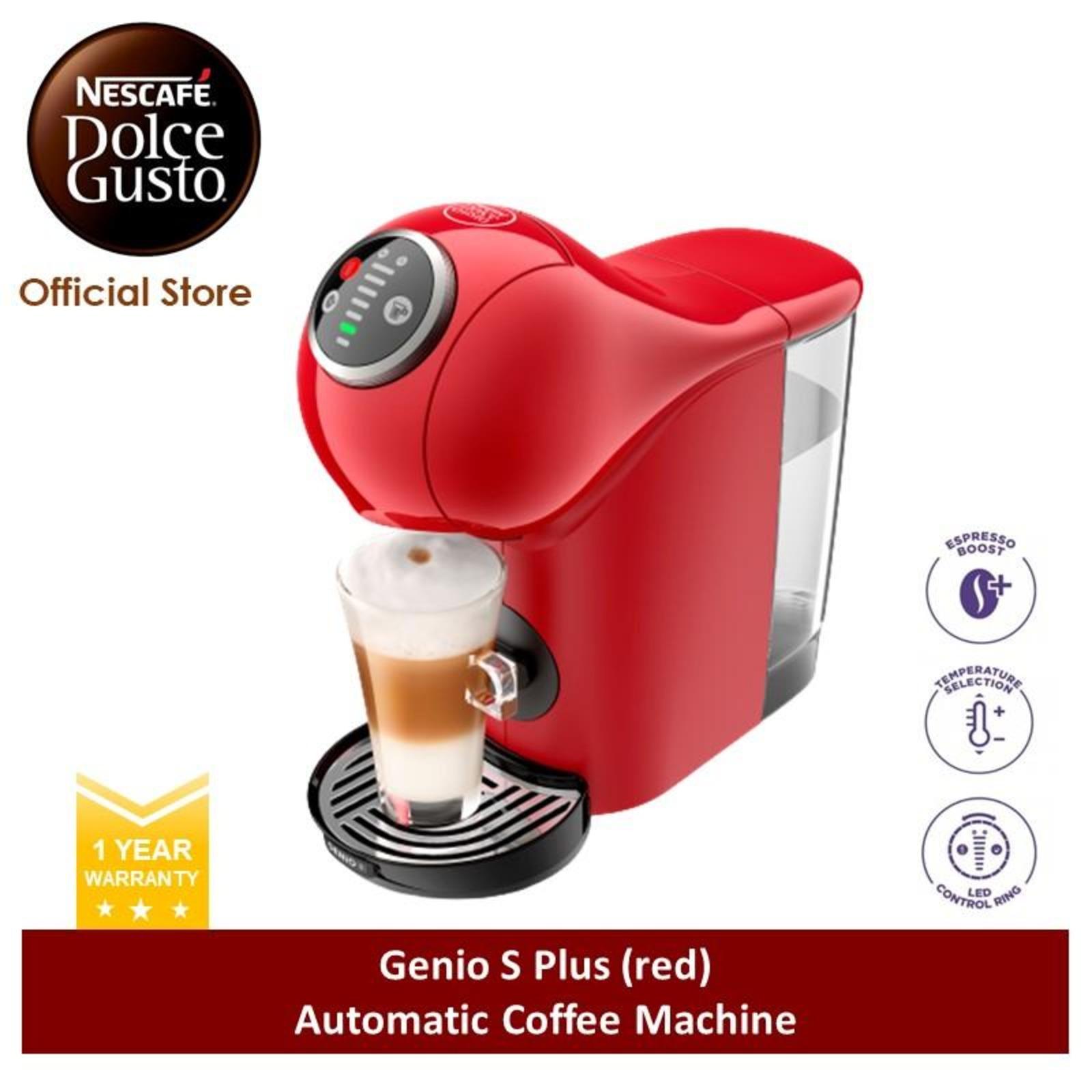 NESCAFE Dolce Gusto Genio S Plus Coffee Machine(R)