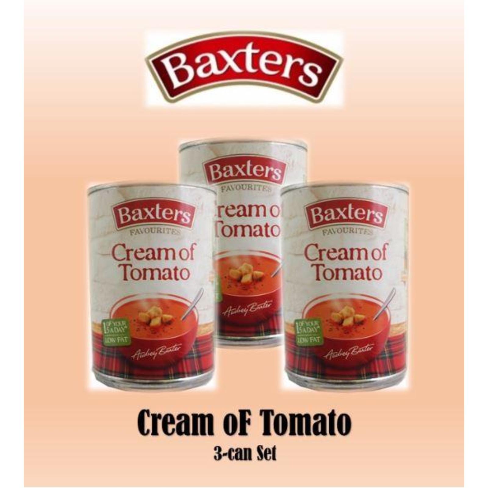 Baxters Cream of Tomato Soup