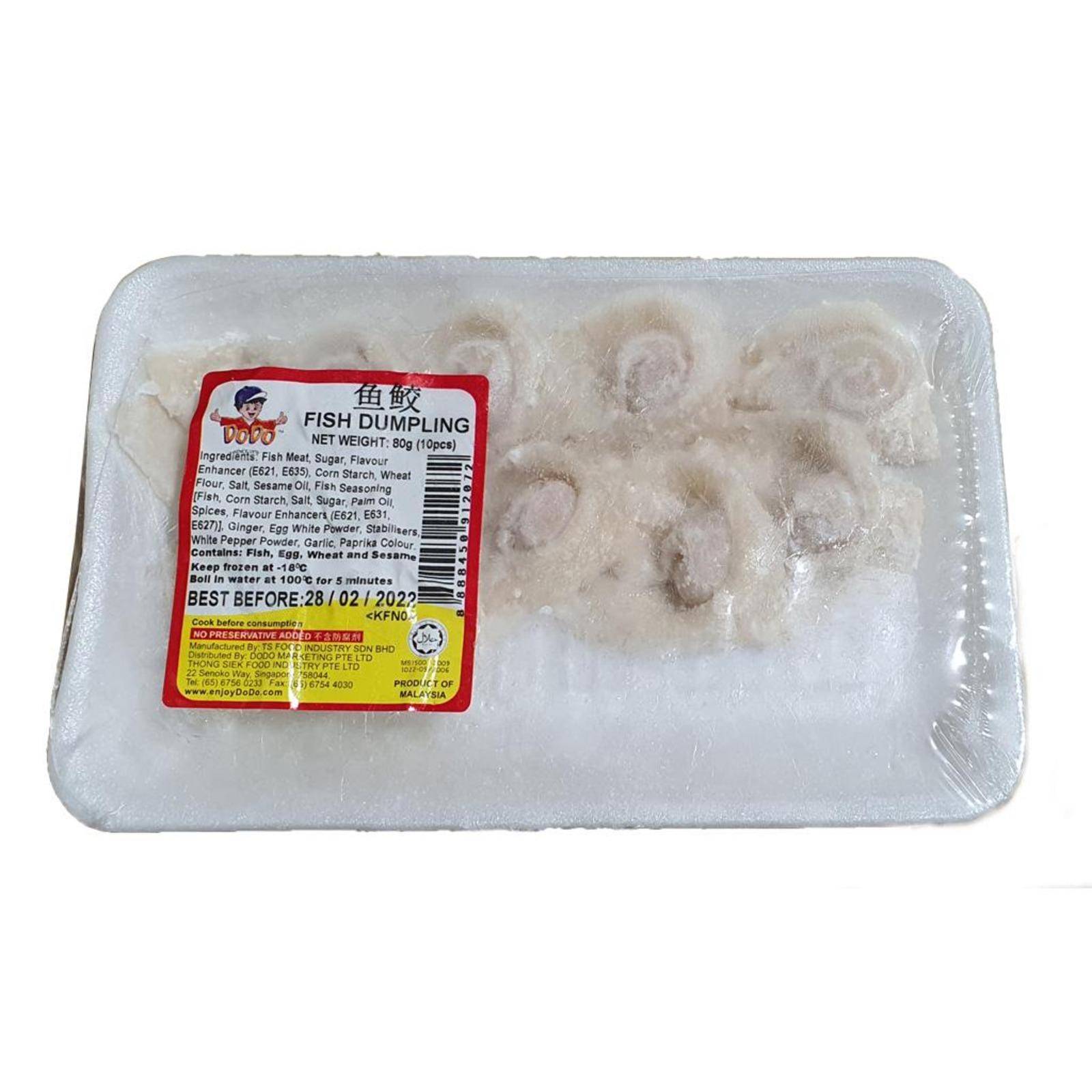 DODO Fish Dumpling