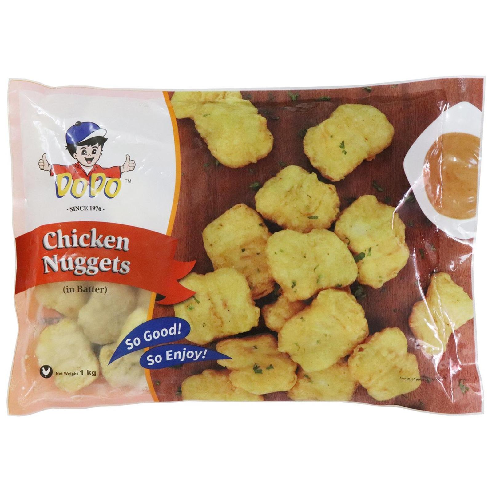 DODO Chicken Nugget (In Batter)