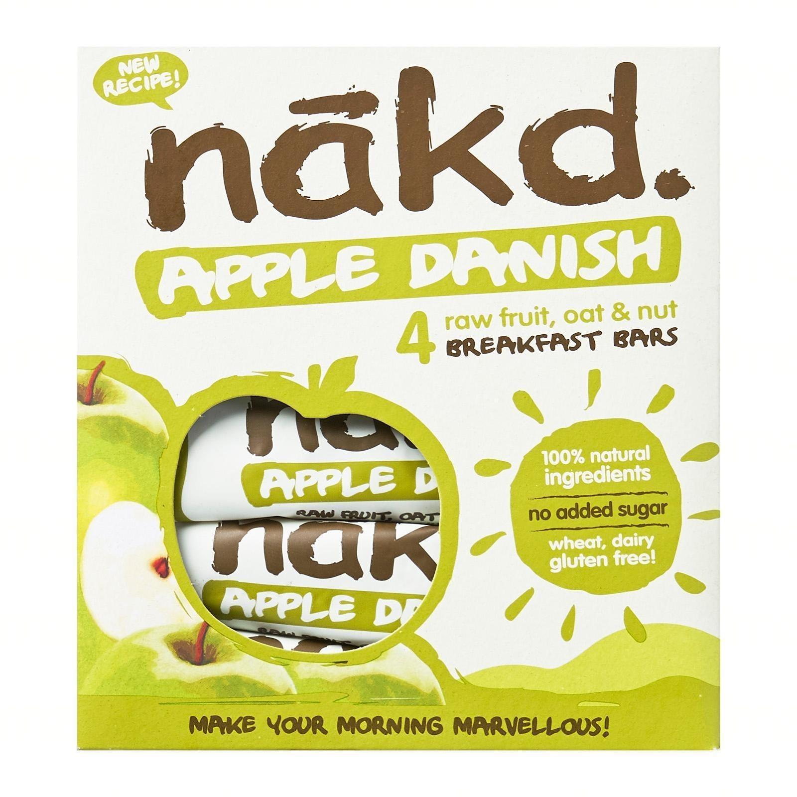 NAKD Apple Danish Bars