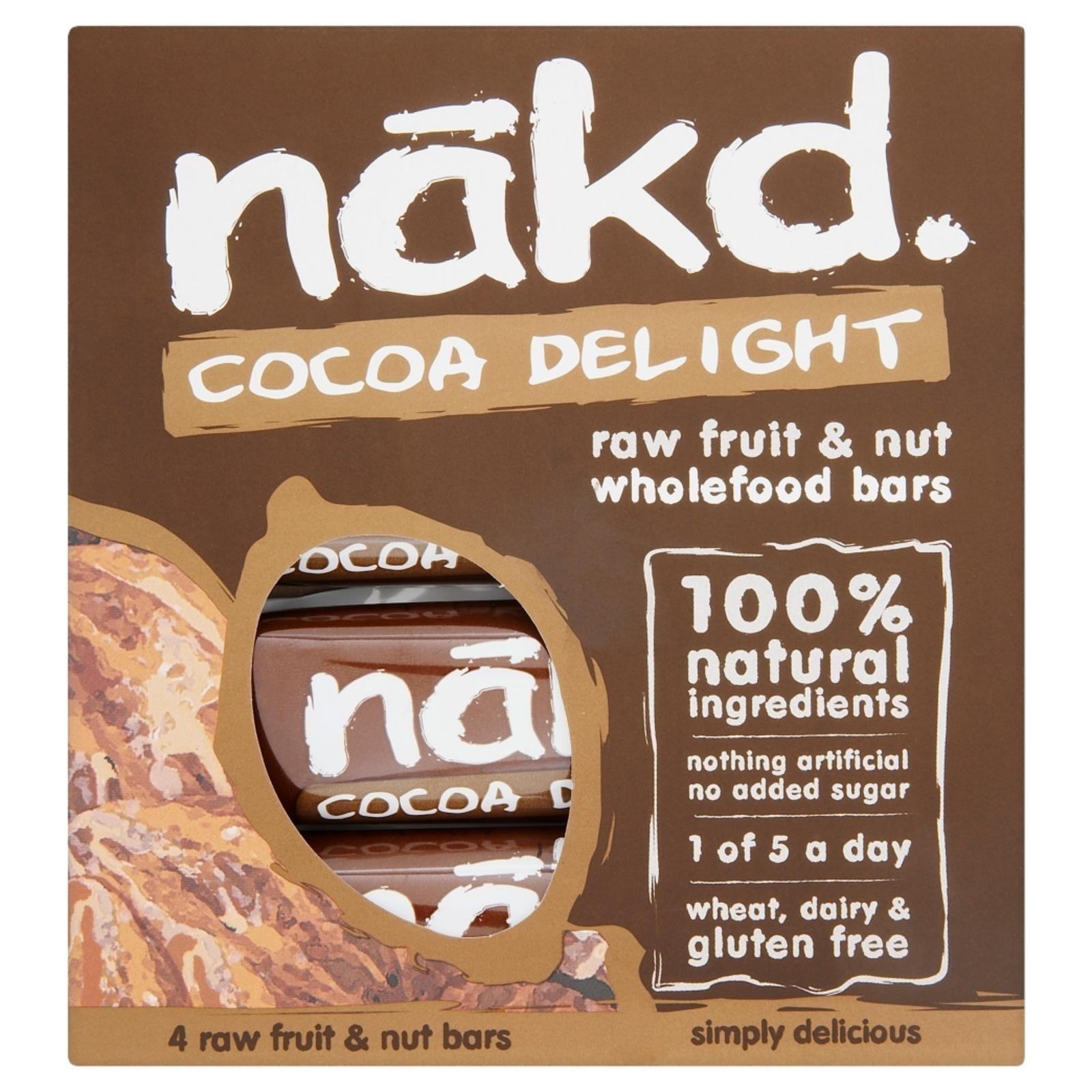 NAKD Cocoa Delight Bars