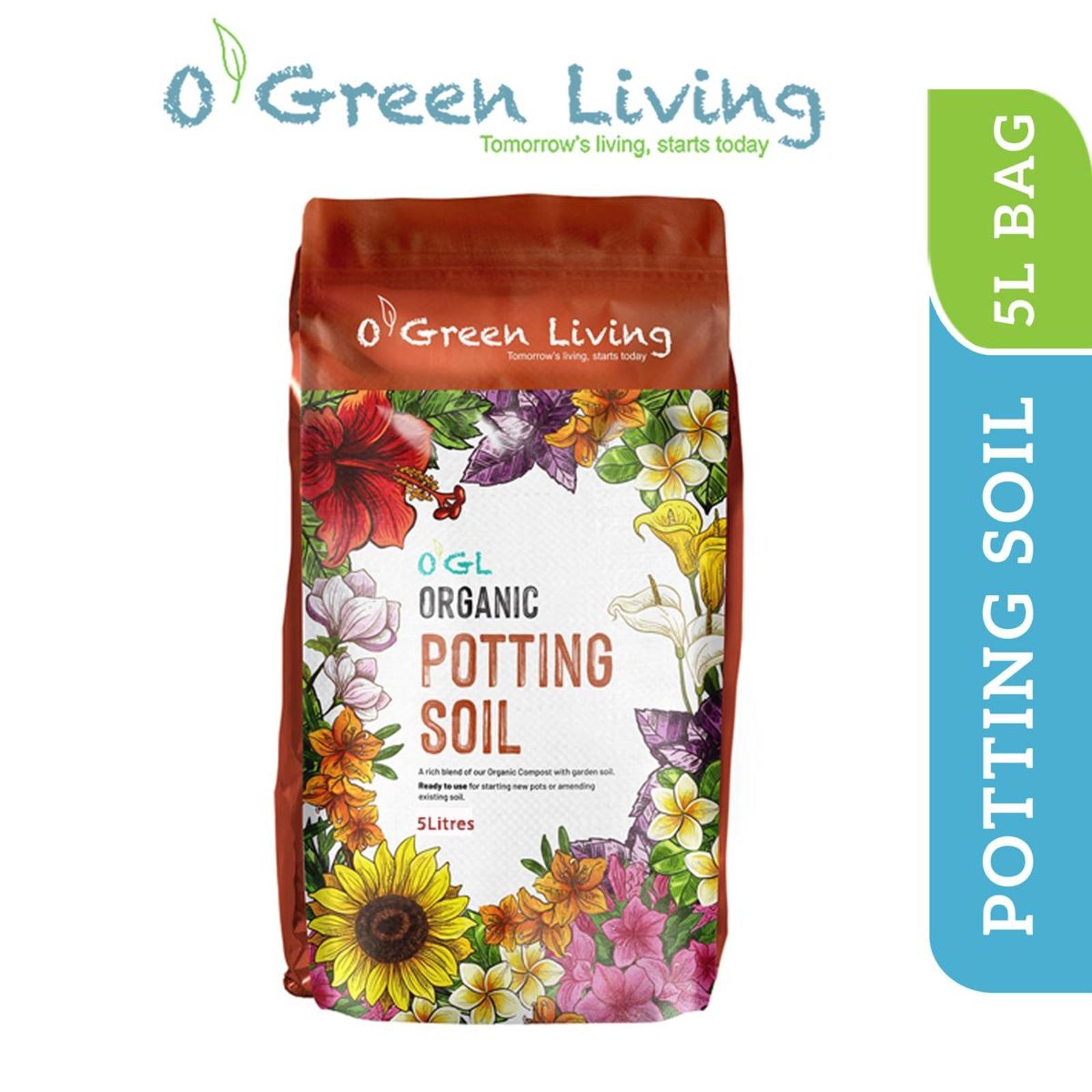 Organic Green Living (OGL) Potting soil