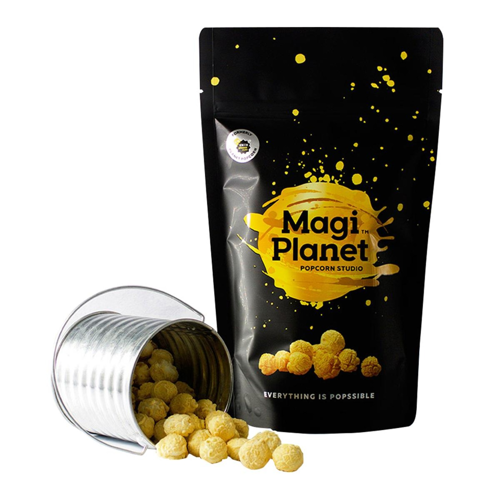 Magi Planet Corn Soup