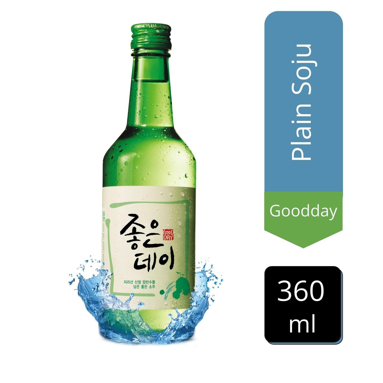 Goodday Plain Soju