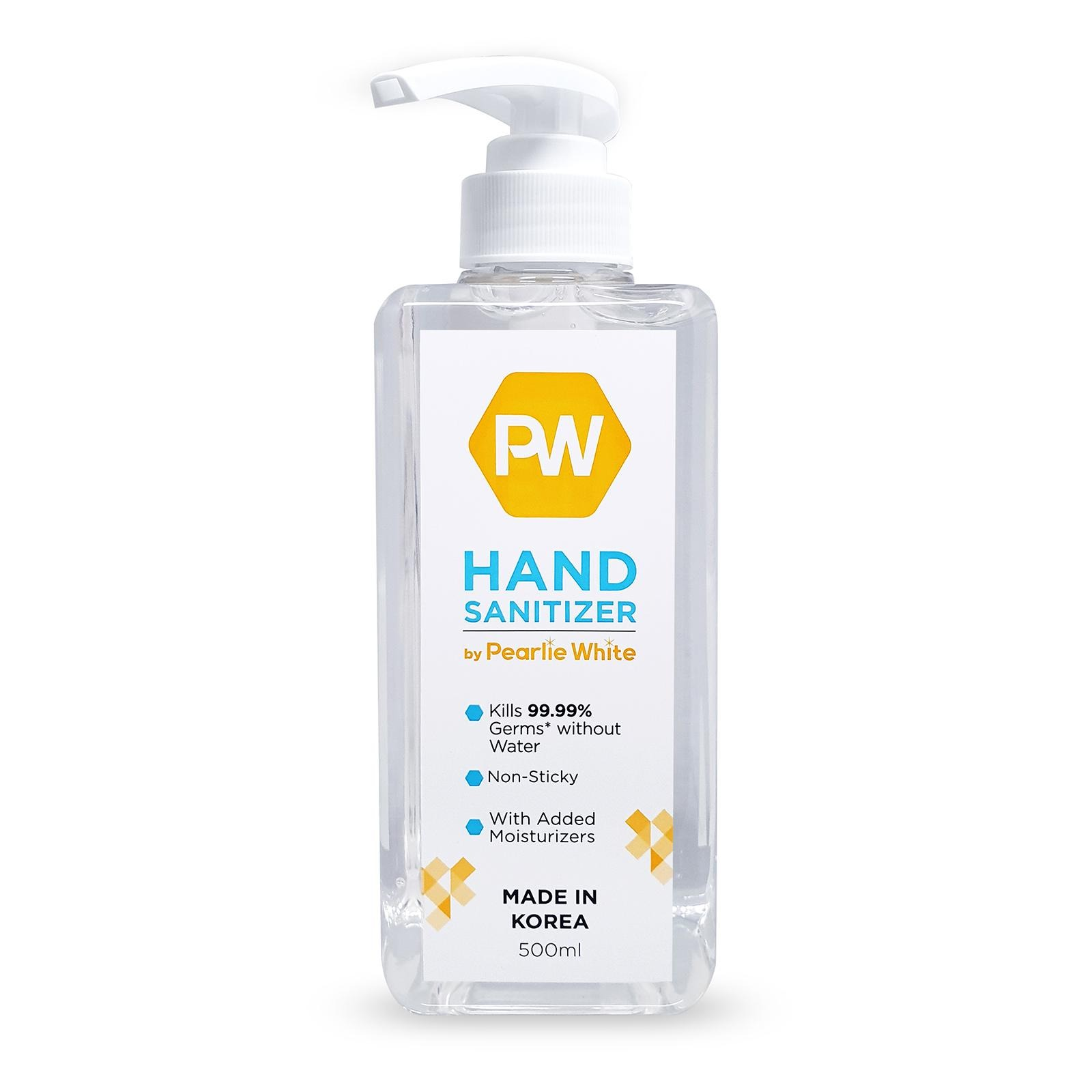 Pearlie White Hand Sanitizer