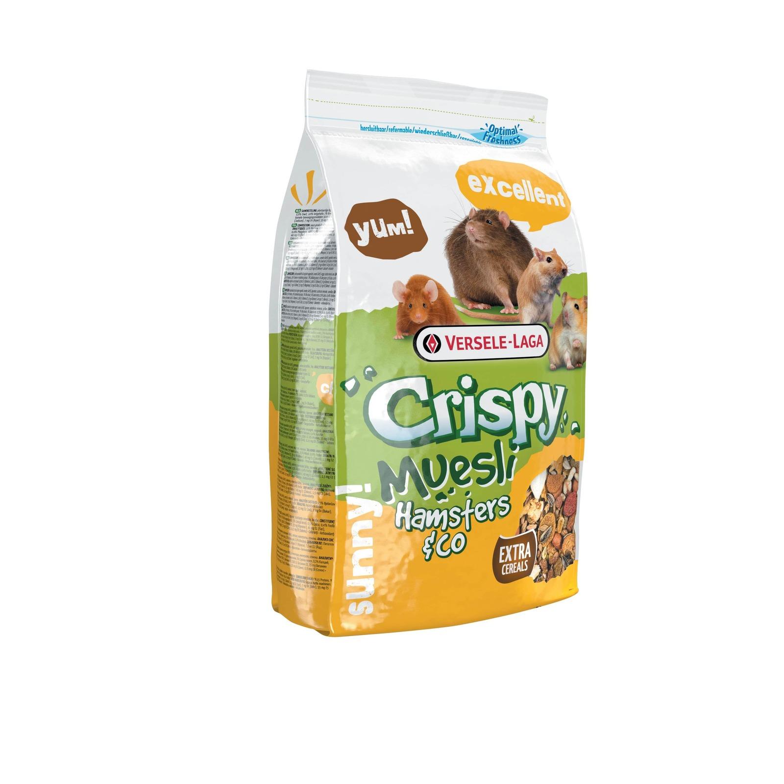 Versele Laga Crispy Muesli Hamsters