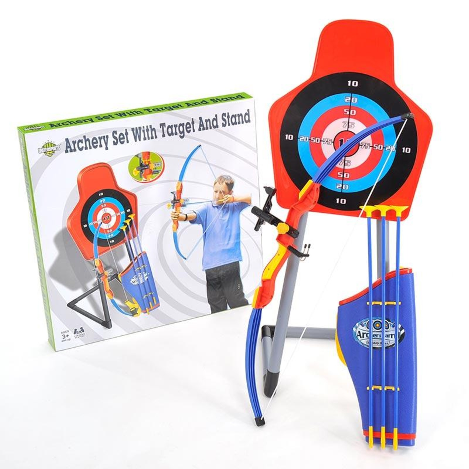 United Sports Archery Game Set with Infrared