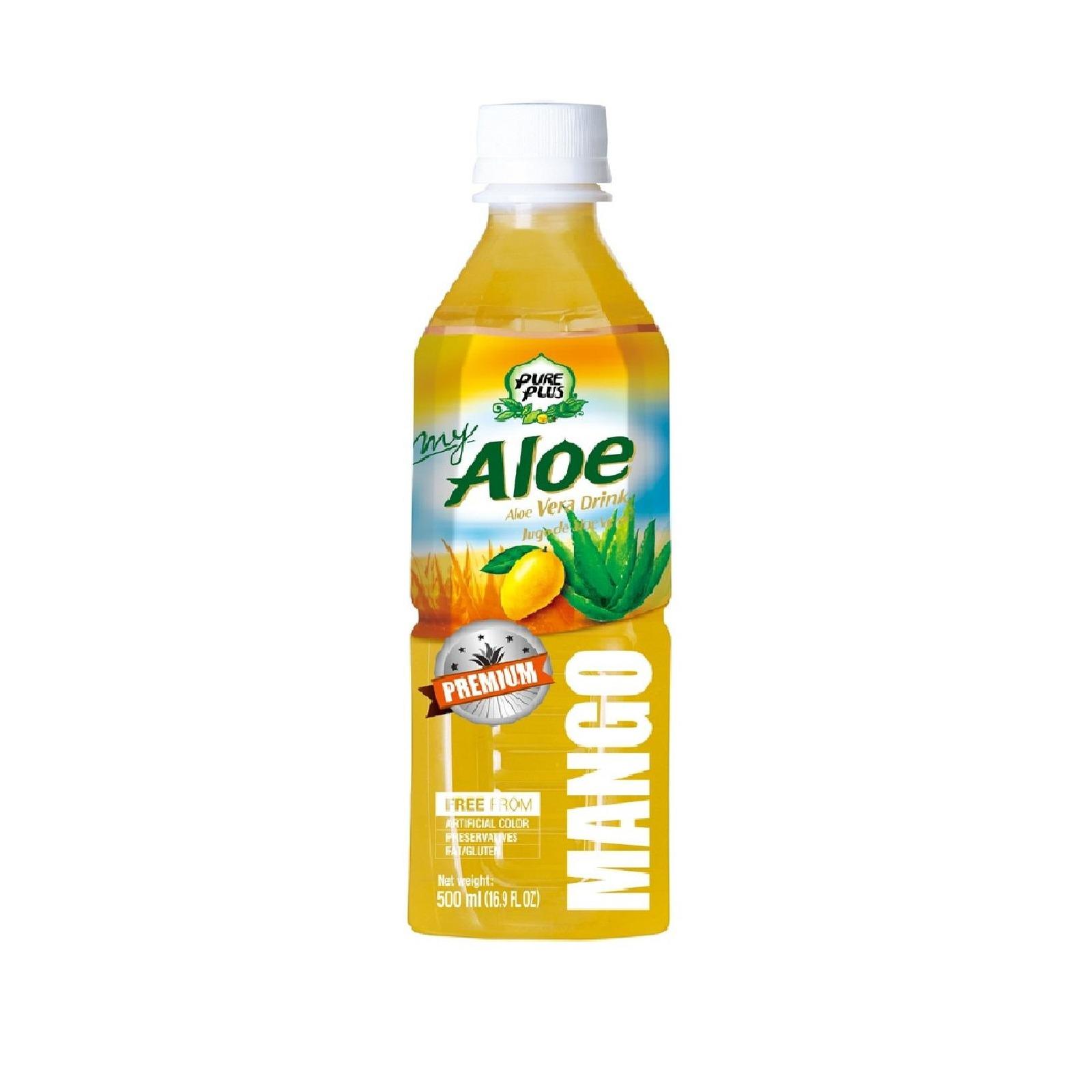 PurePlus My Aloe Mango Drink - By Sonnamera