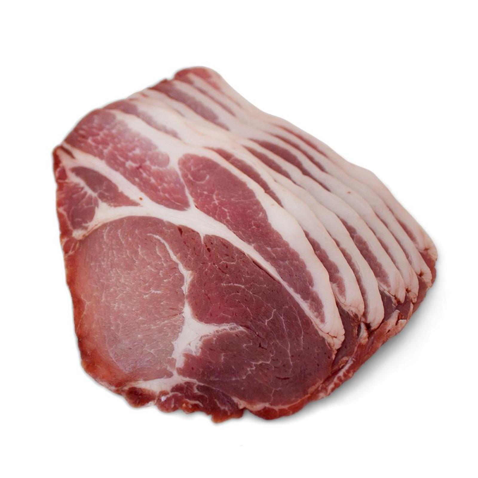 Churo Pork Back Bacon Sliced