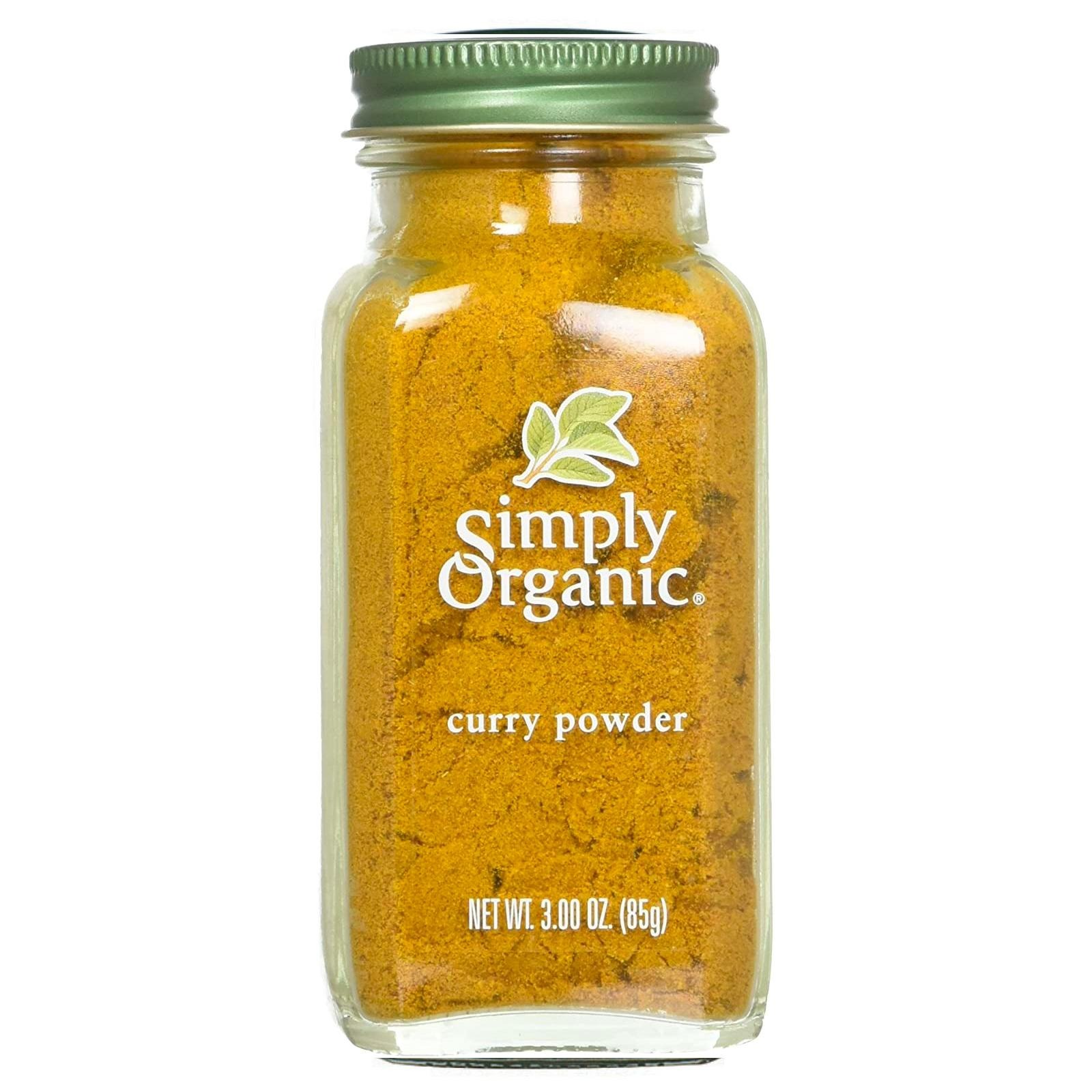 Simply Organic Curry Powder, 85g