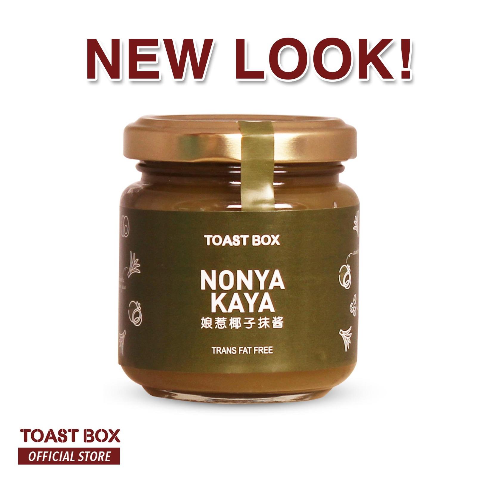 Toast Box Nonya Kaya