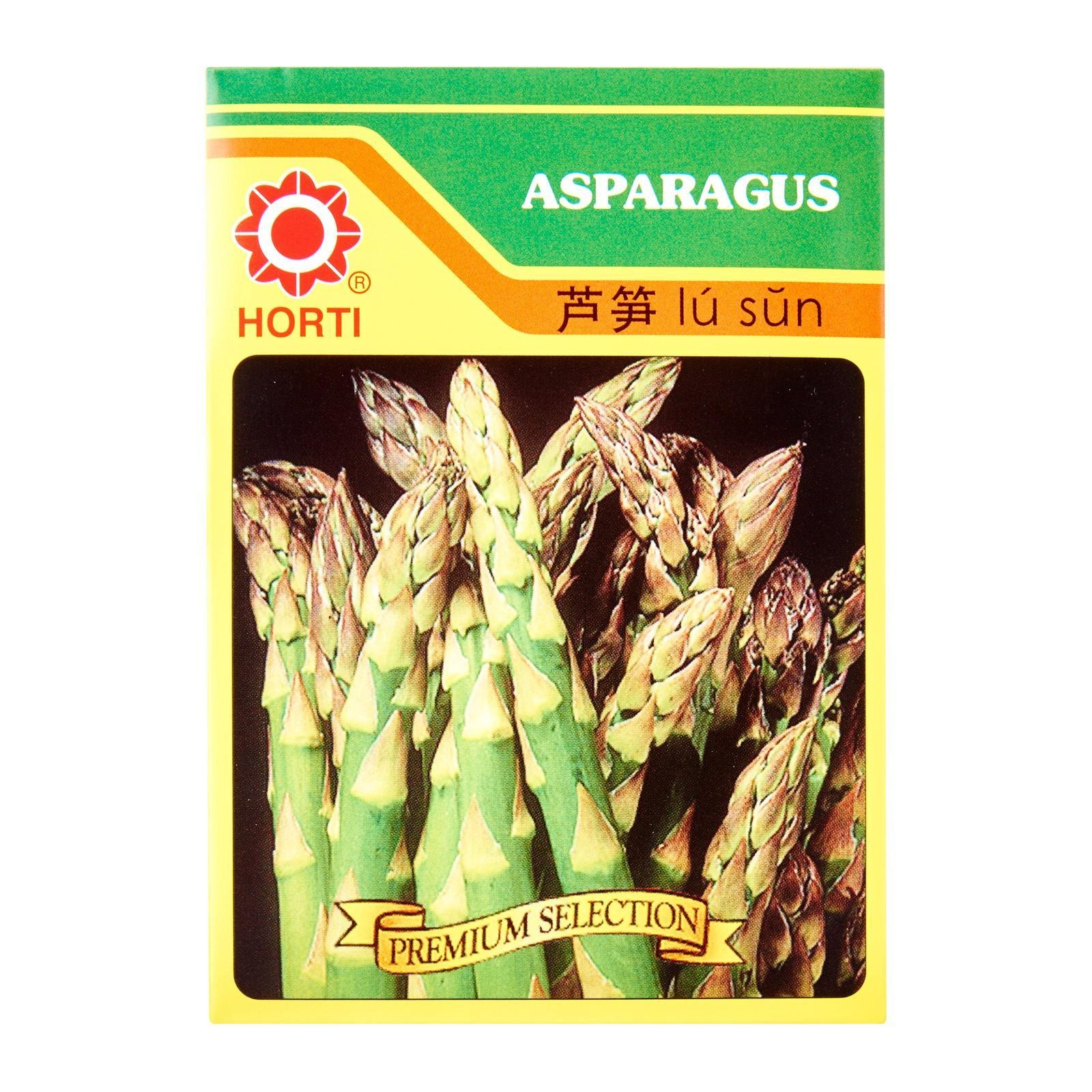 HORTI Asparagus Seeds