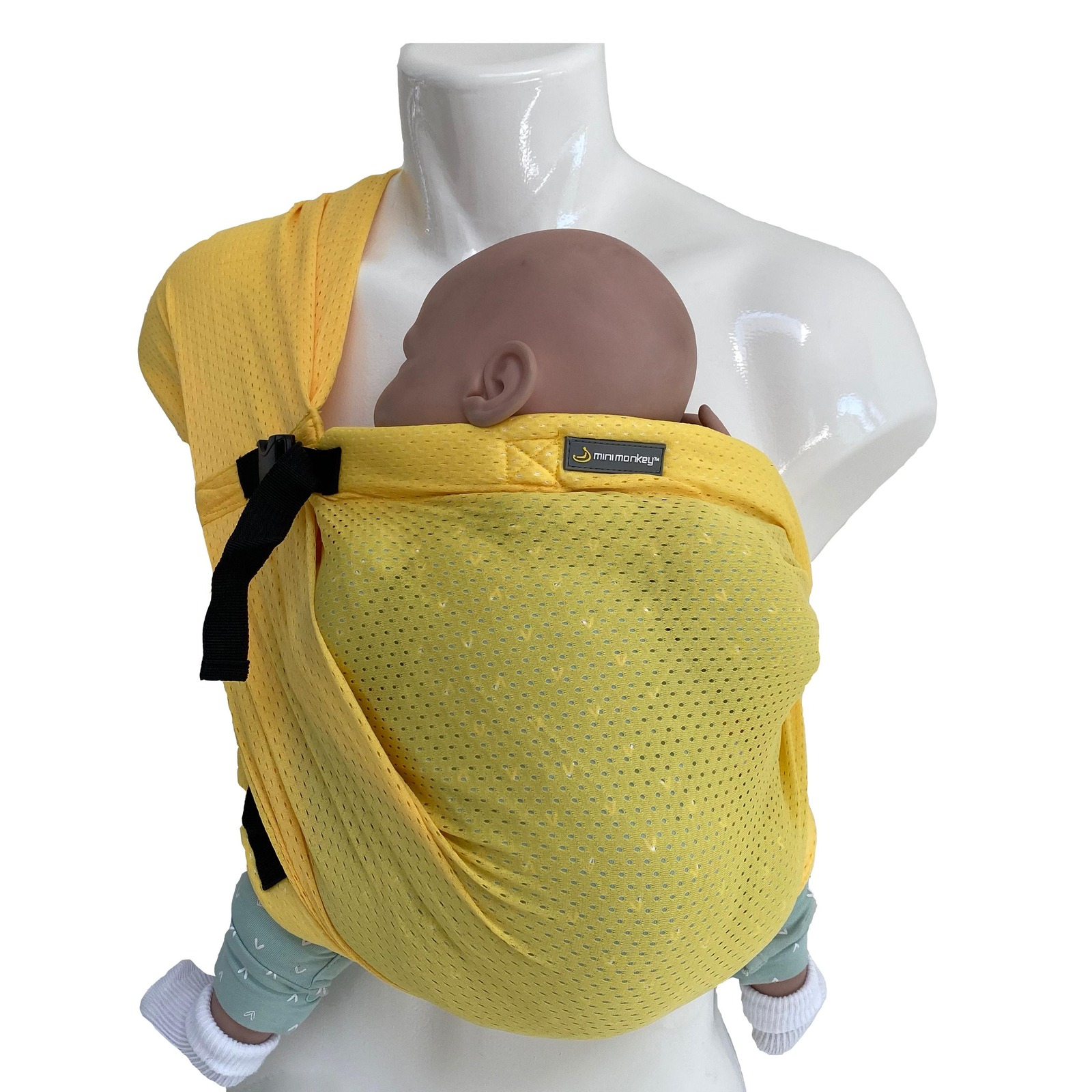 Minimonkey Mini Sling - Yellow