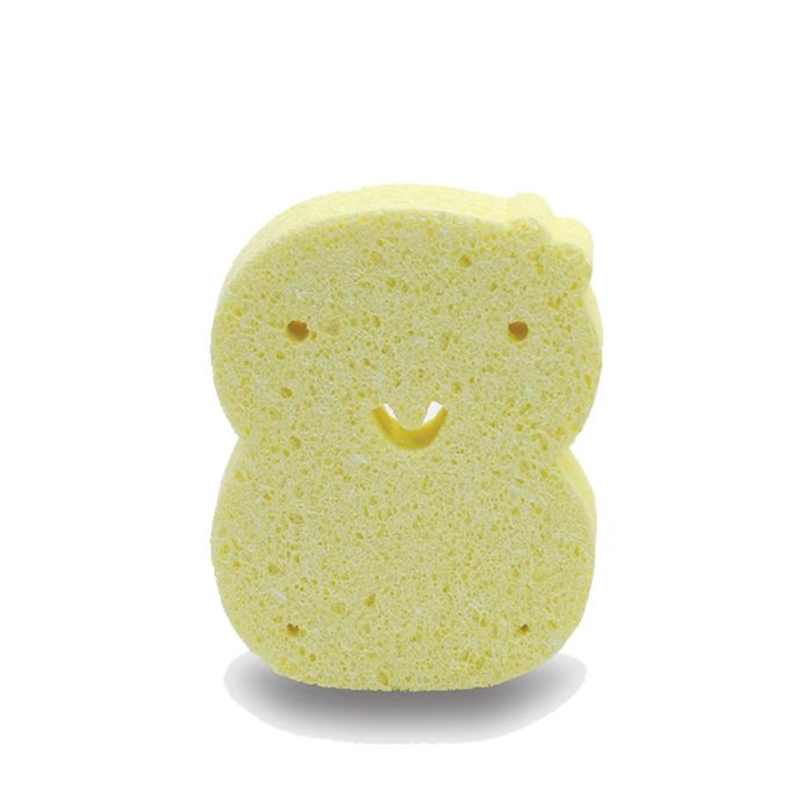 Bailey Bath Sponge (Yellow)