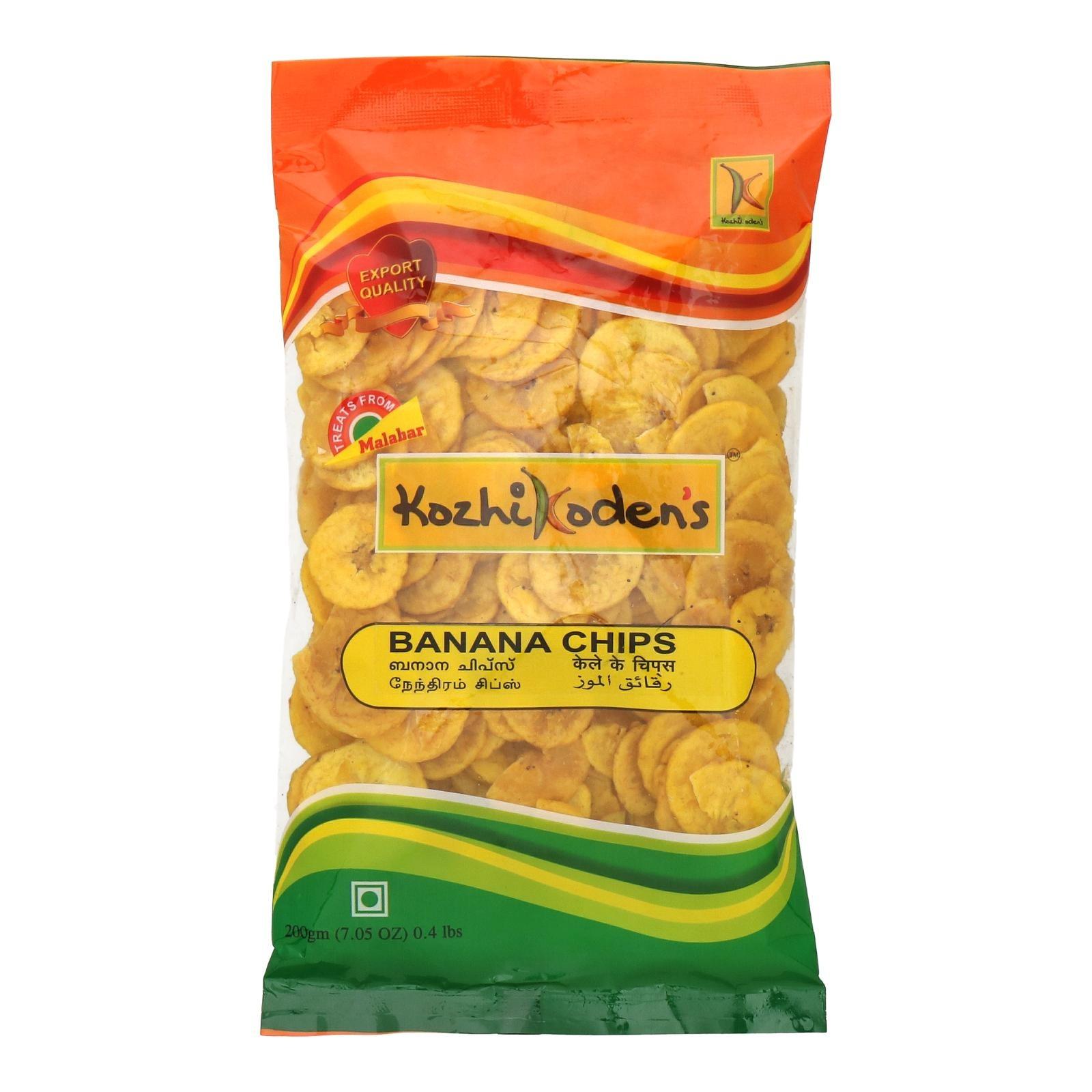 Kozhi Koden's Banana Chips