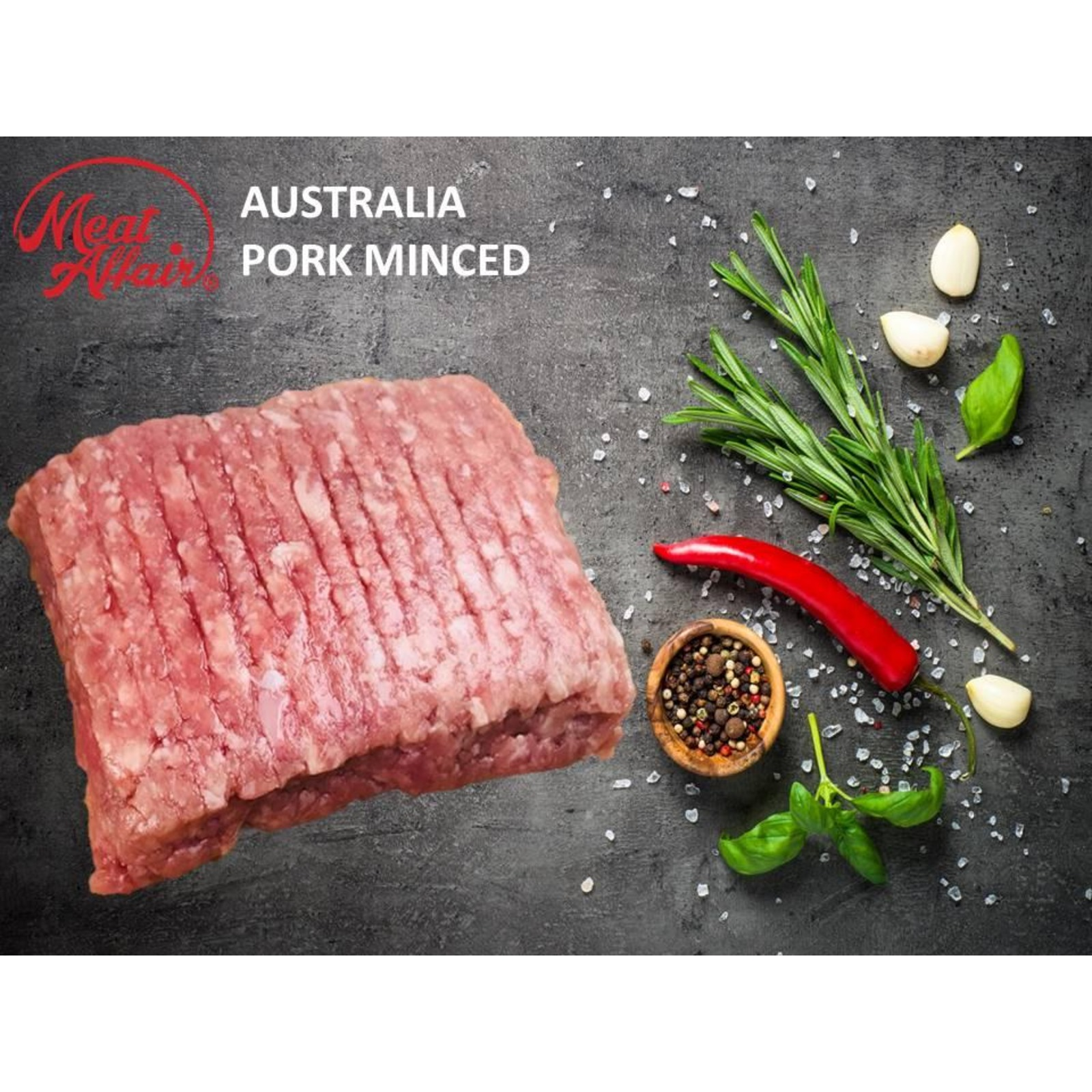 Meat Affair Australia Pork Minced