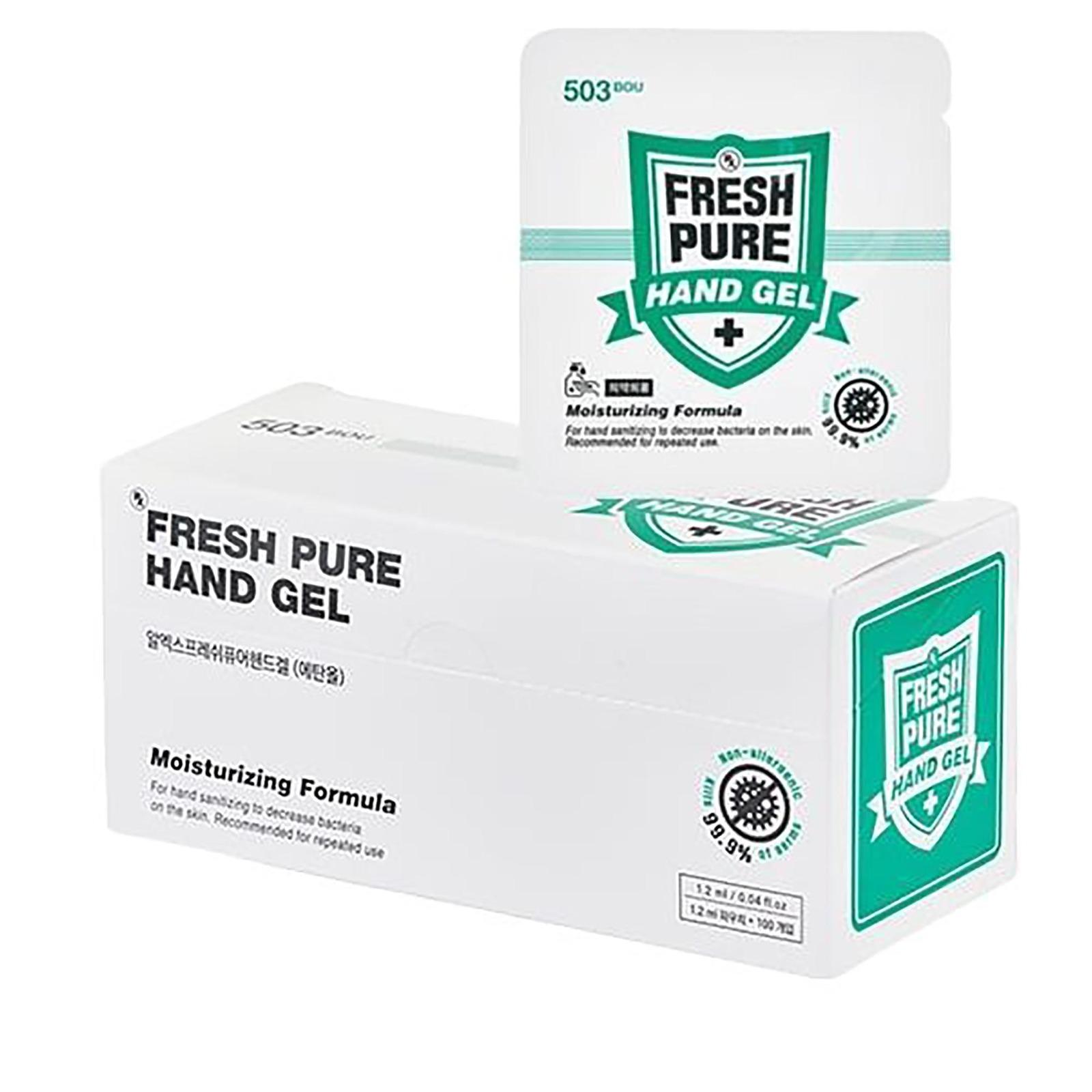 503BOU Rx Fresh Pure Hand Gel