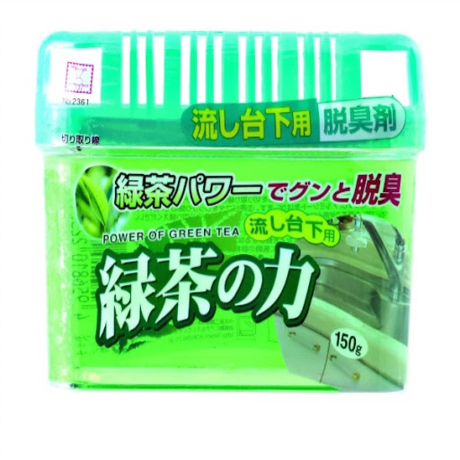 Kokubo Japan Sink Deodarant Green Tea Scent Japanese