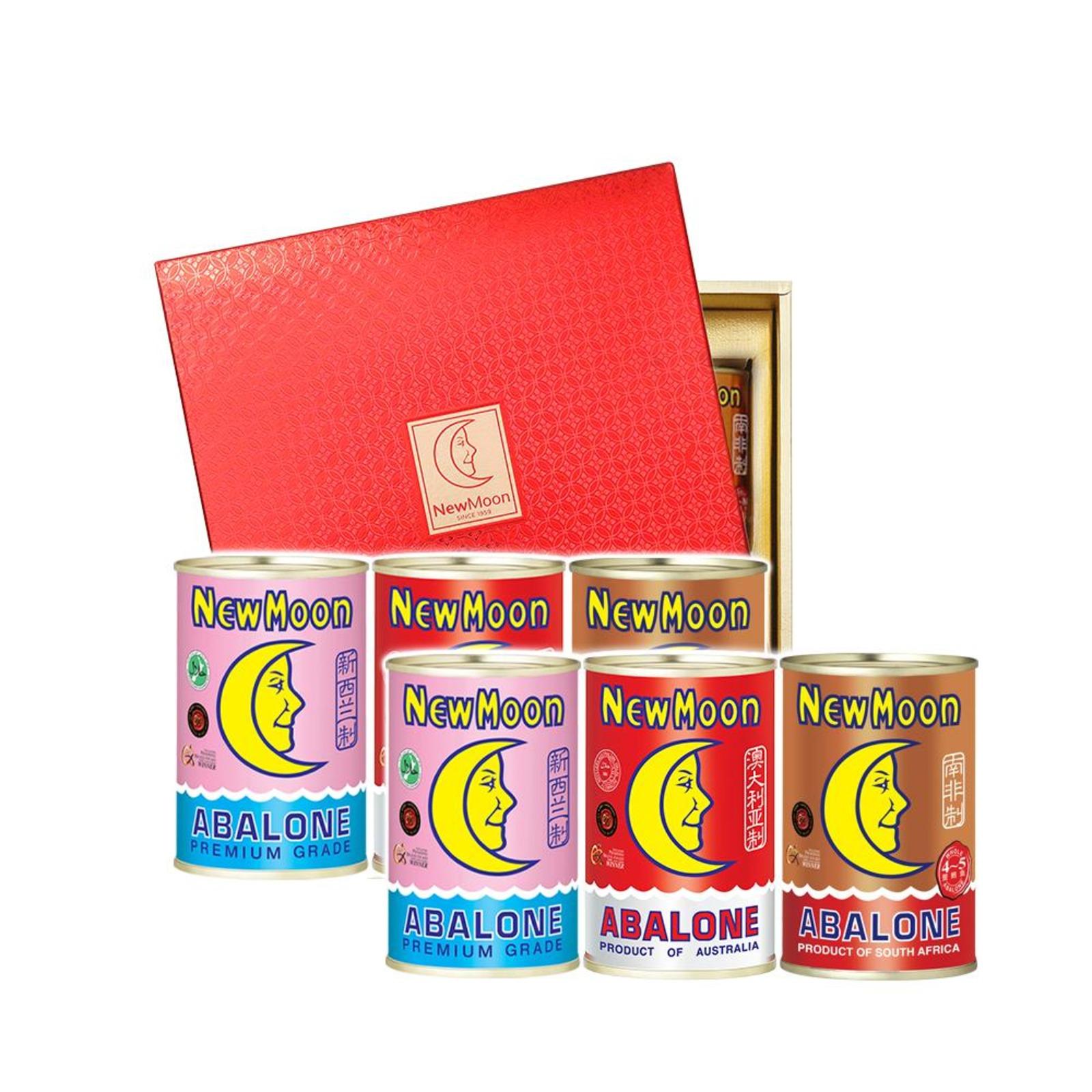 New Moon Affluence 6s Gift Set [2 NZ + 2 AU + 2 SA]