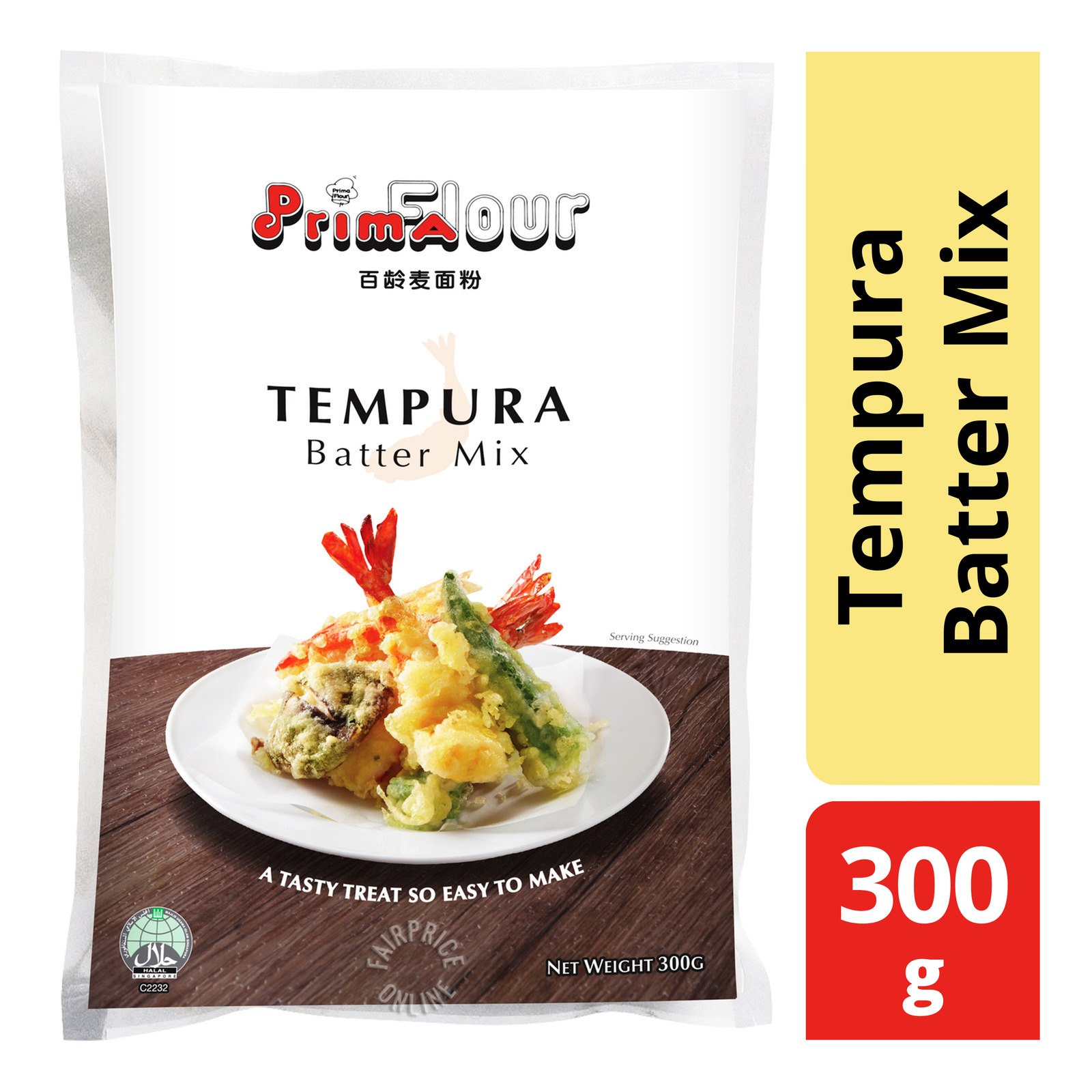 Primamix Tempura Batter Mix