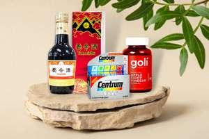 Tonics & Supplements