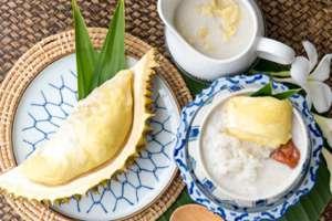 Durian Sticky Rice
