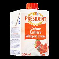 Whipping Creams