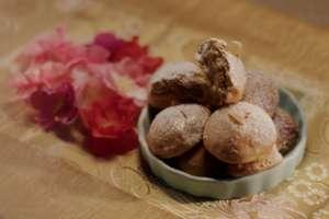 Lotus Mooncake Cookies