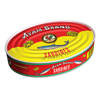 Canned Sardines & Mackerels
