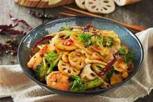 Seafood Mala Xiang Guo