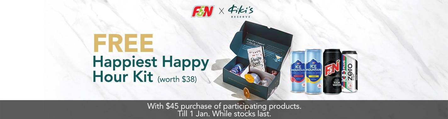 FairPrice On Happy Hour Kit