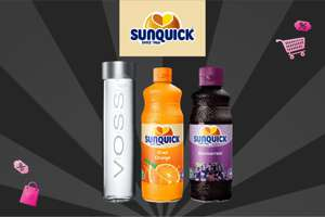 Up to 50% Off Sunquick
