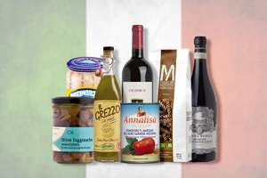 Italian Food and Wine