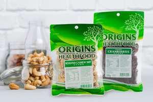 Nuts, Seeds & Preserved Fruit