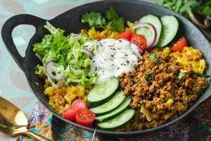 Biryani Rice Bowl