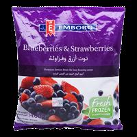 Frozen Fruits