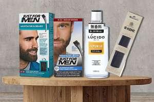 Men hairstyling