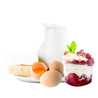 Dairy, Chilled & Eggs